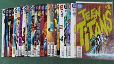 Teen Titans 1996 #1-24 Complete Series Set Dc bagged