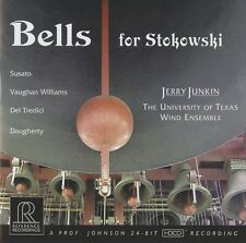 The University of Texas Wind Ensemble - Bells for Stokowski [New CD]