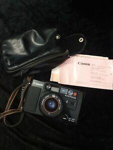 Analoge Kompaktkamera Vintage Canon AF 35 m 38mm Lens, 1:28 Optik,