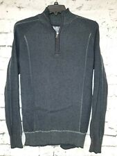 BKE by Buckle Mens Atletic Fit Quarter Zip Pullover Sweater XL