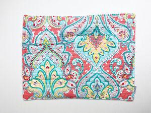"Levtex Home Full/Queen Standard Pillow Sham ""Tribeca"" Paisley Print Multicolor"