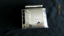 A&P Tischfeuerzeug, optisch sehr gut,technisch einwandfrei,top Funktion. Rarität