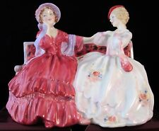 "Royal Doulton Figurine ""The Gossips"" Hn2025"