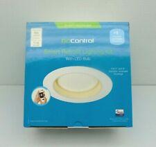 GoControl Smart Retrofit Lighting Kit W/LED Bulb LB65R6Z-1 Pack of 8 NIP