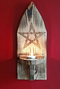 Gothic tealight holder