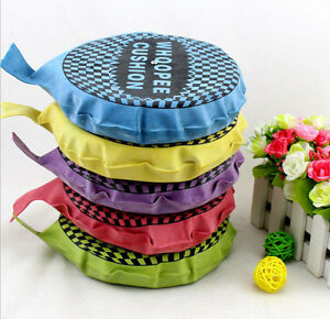 Self-Inflating-Whoopee Cushion Joke Prank Party Toy Fart Whoopie Balloon Ga HL