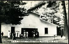 NEW HAMPSHIRE, RUMNEY DEPOT, N.E.F. TABERNACLE CONFERENCE GROUNDS, C-1945,  (526