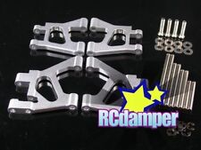 ALUMINUM FRONT & REAR LOWER SUSPENSION ARM S TAMIYA 1/10 TA02 TA-02