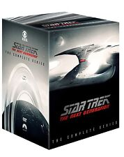 Star Trek The Next Generation Complete Series DVD Set Collection TV Show Box Lot