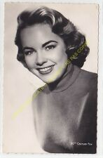 RPPC PHOTO STAR TERRY MOORE 20th CENTURY FOX Edit GLOBE 541