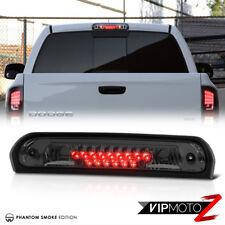 2002-2008 Dodge Ram Smoke Tinted LED 3rd Third Brake Roof Stop Cargo Light Lamp