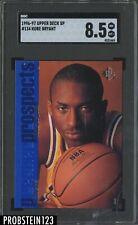 1996-97 Upper Deck UD SP #134 Kobe Bryant HOF RC Rookie SGC 8.5 NM-MT+