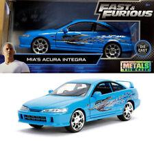 Acura Integra Fast & Furious Mia 1:24 Jada Toys 30739