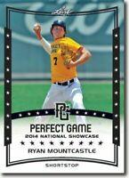 RYAN MOUNTCASTLE Baltimore Orioles 2014 Leaf *PERFECT GAME*  Baseball Rookie RC