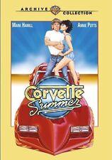 CORVETTE SUMMER (1978 Mark Hamill) Region Free DVD - Sealed