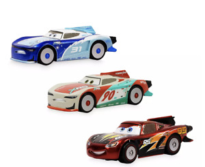 DISNEY Cars Lightning McQueen, Terry Kargas and Paul Conrev Pack **NEW**
