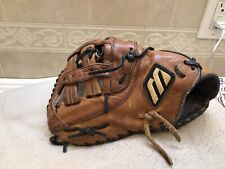 Mizuno Vintage Mvt-F011 13� Fastpitch Softball First Base Mitt Left Hand Throw