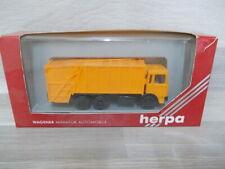 Herpa HO 1/87 - MAN Müllwagen