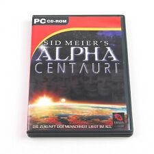 Sid Meiers Alpha Centauri - PC CD-ROM - Deutsch - Keep Case - Firaxis Games