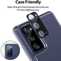Samsung Galaxy S20, Full Cover 9H Camera Lens Protector HD Tempered Glass 2-3pcs