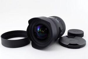 Sigma EX 12-24mm F/4.5-5.6 DG HSM Lens Nikon F mount [Exc FedEx Japan 558550