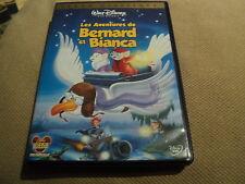 """DVD """"LES AVENTURES DE BERNARD ET BIANCA"""" Edition Francaise Disney N°26"""