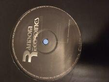 "Agent Alvin – Maggot Pack / Rub A Dubble 12"" Drum and Bass Vinyl Random Records"