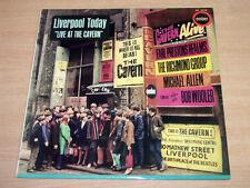 EX-/EX !!  Liverpool Today : Live At The Cavern/1965 Ember LP/Michael Allen