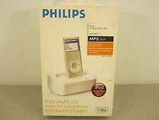 Philips docking cradle for iPod Sjm3140/27 Mp3 Gear Nos