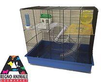 GABBIA PER SCOIATTOLI CRICETI 48x68xh58cm cage for hamster & squirrel