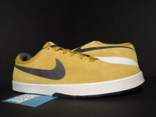 2012 Nike Dunk ERIC KOSTON SB GOLD LEAF FOG GREY WHITE TAR 442476-701 NEW 11