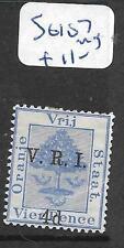 ORANGE FREE STATE  (PP3005B)  TREE  VRI   4D/4D  SG 107  MOG