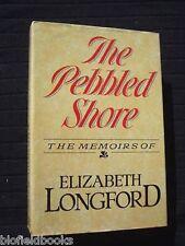 The Pebbled Shore-Elizabeth Longford Memoirs-1986-1st