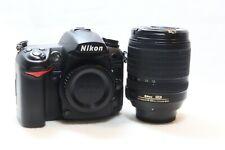 NIKON D7000 16.2MP DSLR W/ 18-105mm f/3.5-5.6-USED-EXCELLENT- AJC- 84