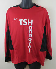 Mens TSH Hannover Nike Football Shirt Red Soccer Jersey Trikot #99 Large L