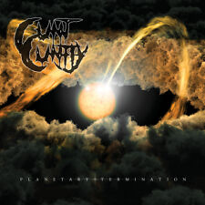 Cunt Cuntly - Planetary Termination - 2016 Transcending Records  - 1.17