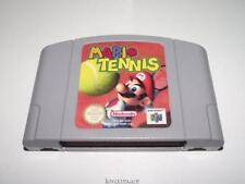 Tennis Nintendo 64 PAL Video Games
