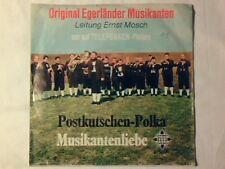 "ORIGINAL EGERLANDER MUSIKANTEN Musikantenliebe 7"" GERMANY RARISSIMO VERY RARE!!!"