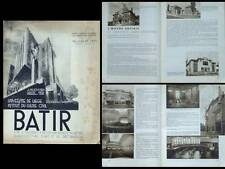 BATIR N°32 1935 JOSEPH MOUTSCHEN, LIEGE, JUPILLE