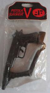 1980's Vintage V Visitor LASER PISTOLA Resistance Toy Pistol Foreign RARE L@@K!