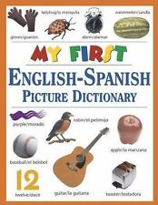 My First English-Spanish Picture Dictionary (2005, Hardcover)