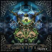 ORIENTATION VOL.6  CD (SPIRIT ARCHITECt, DIGICULT, E-MOV, ...) NEU