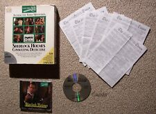 Sherlock Holmes Consulting Detective Volume 3 in Box - PC Adventure Game