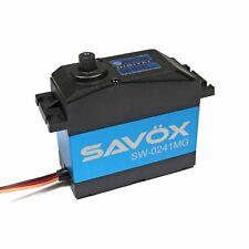 Savox SW-0241MG Waterproof Metal Gear Steering Servo HPI Baja Rovan King Motor