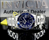 NEW Invicta Men's Pro Diver 24J Automatic NH35A Stainless Steel BLUE DIAL Watch
