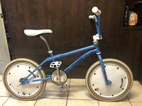 "1987 GT Performer Vintage Old School BMX 20"" Bike Bicycle Pro Freestyle Dyno"