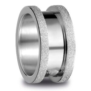 Bering Arctic Symphony Stainless Steel Ring 527-19-74