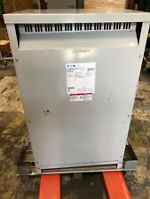 Pre-Owned Eaton 3 Phase Dry Type Transformer (#V29R24T12EE)