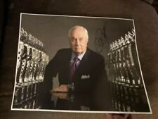 Roger Penske Signed 11 X 14 Photo Indy 500 Legend Autographed Indianapolis