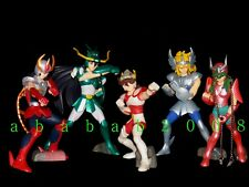 Bandai SAINT SEIYA figure Knights BRONZE gashapon part.1 (full set of 5 figures)